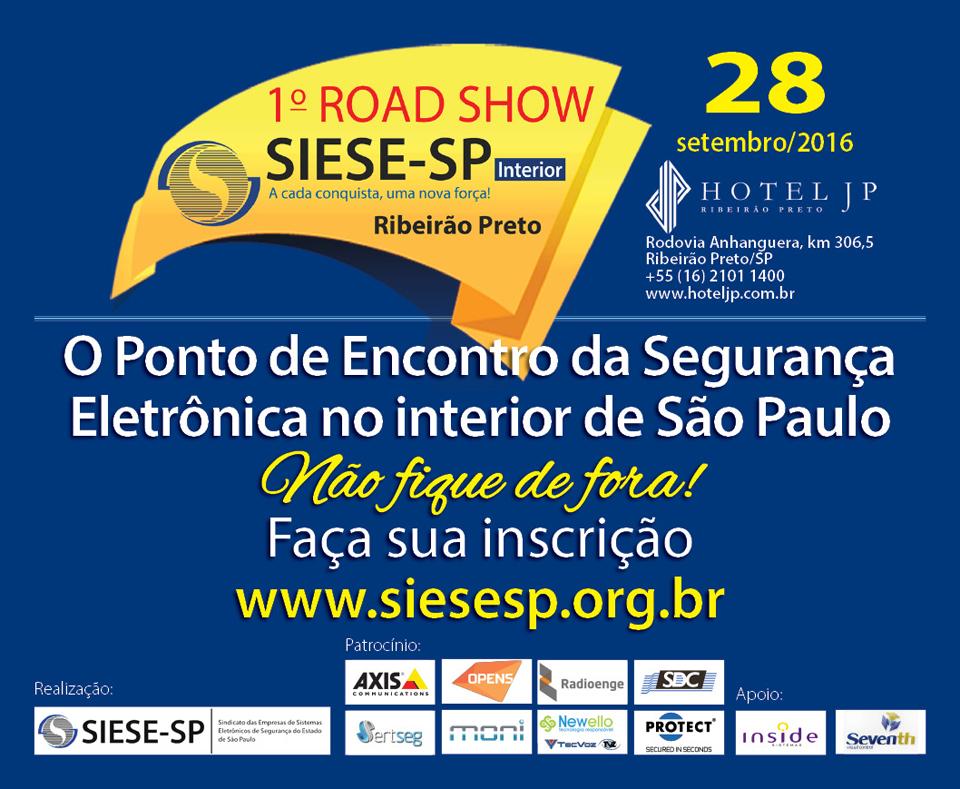 Siese SP - 1º Road Show Ribeirão Preto